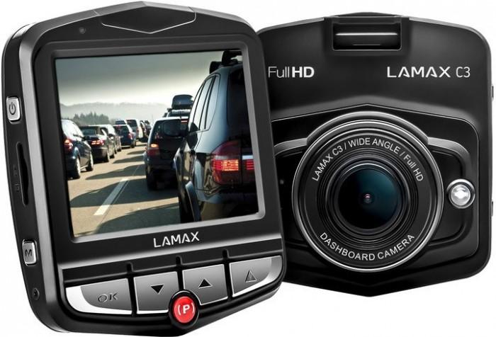 Kamera do auta Lamax C3 FullHD, 140°