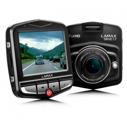 Kamera do auta LAMAX DRIVE C7 ROZBALENO