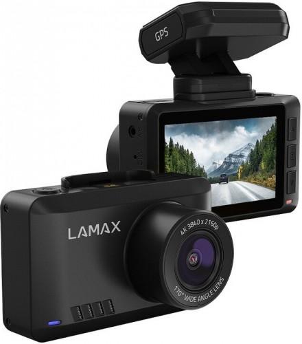 Kamera do auta LAmax T10 GPS, 4K, WiFi, WDR, 170°