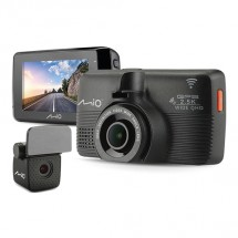 Kamera do auta Mio MiVue 798 + zadná kam. 2.5K, GPS, WiFi, 150°
