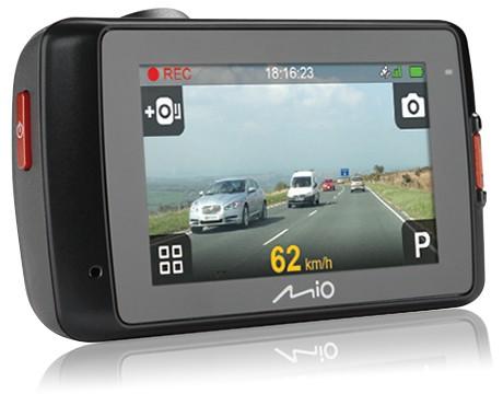 Kamera do auta MiVue 638 Touch 1080p DashCam ROZBALENÉ