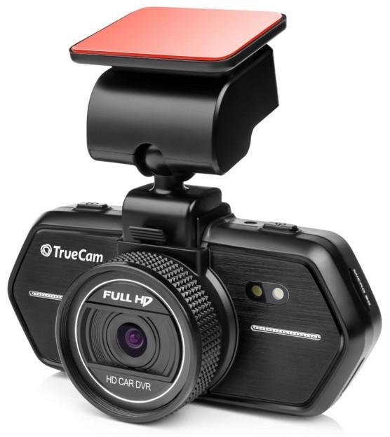 Kamera do auta TrueCam A6 - kamera do auta (Full HD, GPS, české menu)