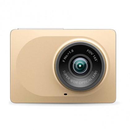 Kamera do auta Xiaomi YI autokamera Dashcam, zlatá