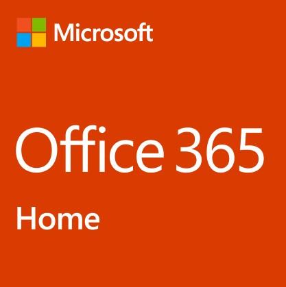 Kancelárská aplikácie Office 365 Home 32-bit/x64 SK pronájem P4