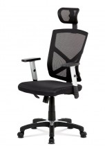 Kancelárska stolička Dalila čierna