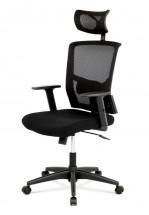 Kancelárska stolička Darina čierna