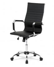 Kancelárska stolička Gisela čierna