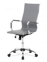 Kancelárska stolička Gisela sivá