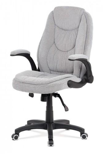 Kancelárska stolička Kristen strieborná