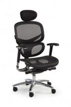Kancelárska stolička President (čierna)