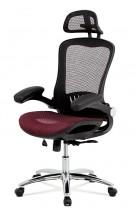 Kancelárska stolička Renée červená
