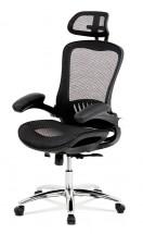 Kancelárska stolička Renée čierna
