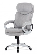 Kancelárska stolička Rut strieborná