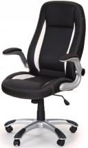 Kancelárska stolička Saturn (čierna)