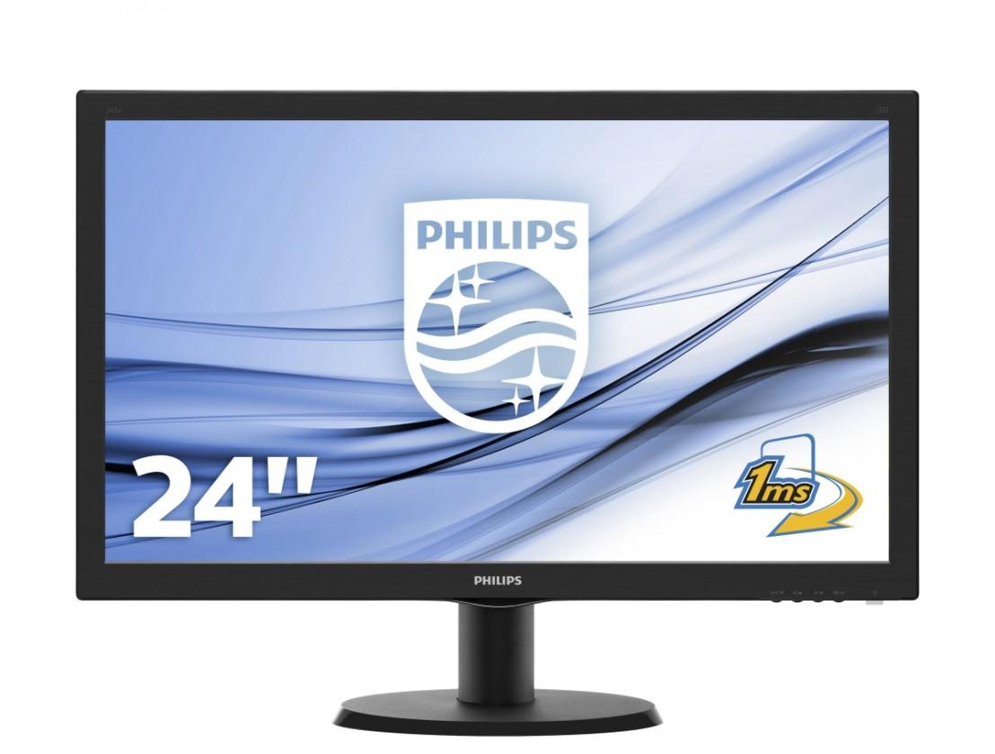"""Kancelárske 24"""" Philips 243V5LHAB"""