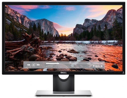 Kancelárske Dell SE2417HG