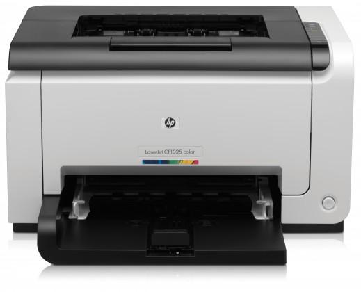 Kancelárske HP LaserJet CP1025 CF346A