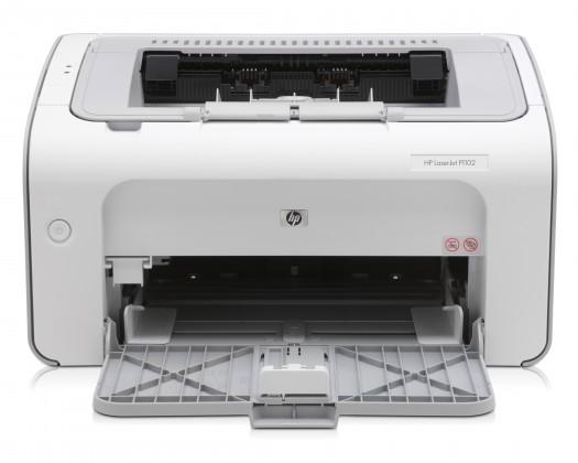 Kancelárske HP LaserJet P1102