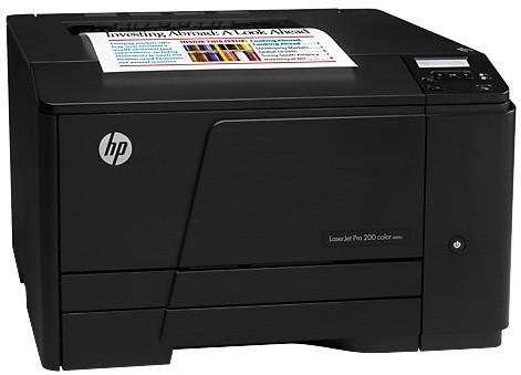 Kancelárske HP LaserJet Pro 200 color M251n (CF146A) ROZBALENO