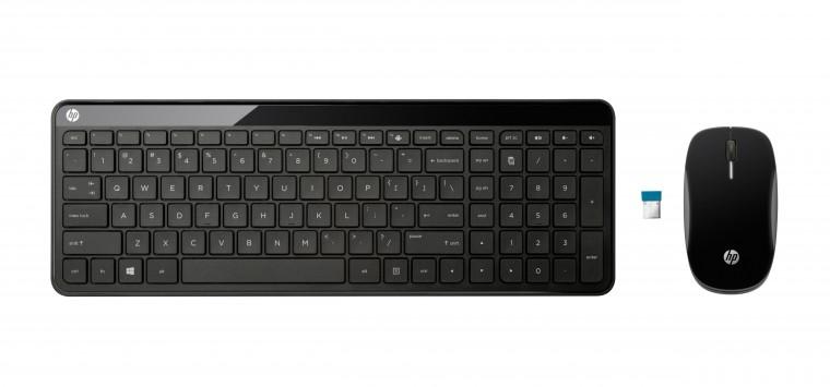 Kancelárske klávesnice HP C6020, set klávesnice a myši, CZ P0Q51AA#AKB
