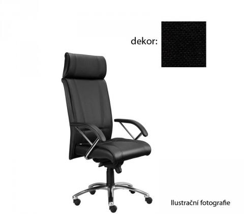 Kancelárske kreslo Demos Boss - Kancelárska stolička s opierkami (favorit 11)