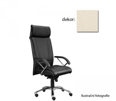 Kancelárske kreslo Demos Boss - Kancelárska stolička s opierkami (kože 300)