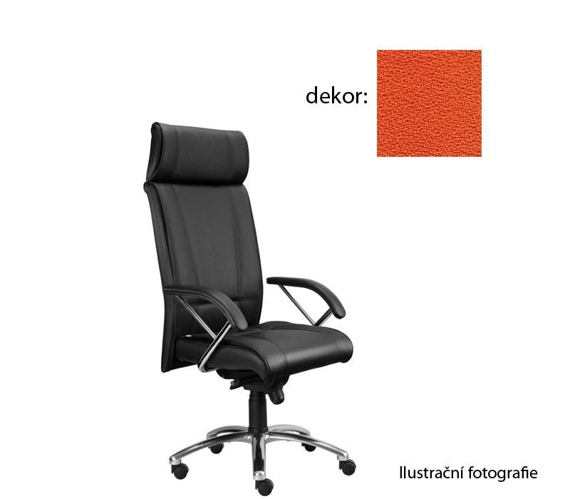 Kancelárske kreslo Demos Boss - Kancelárska stolička s opierkami (phoenix 113)