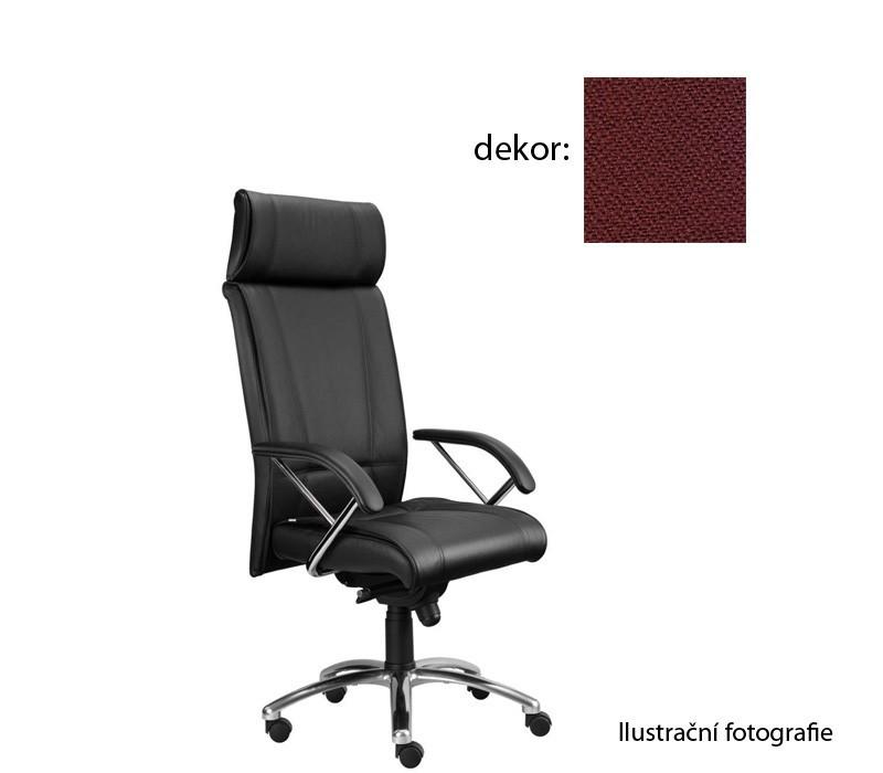 Kancelárske kreslo Demos Boss - Kancelárska stolička s opierkami (phoenix 51)