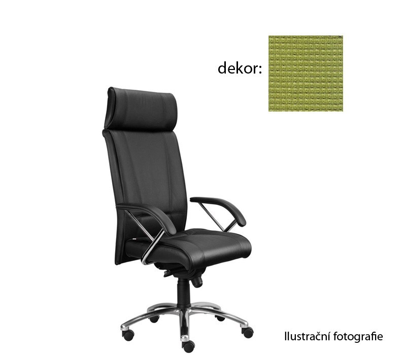 Kancelárske kreslo Demos Boss - Kancelárska stolička s opierkami (pola 492)
