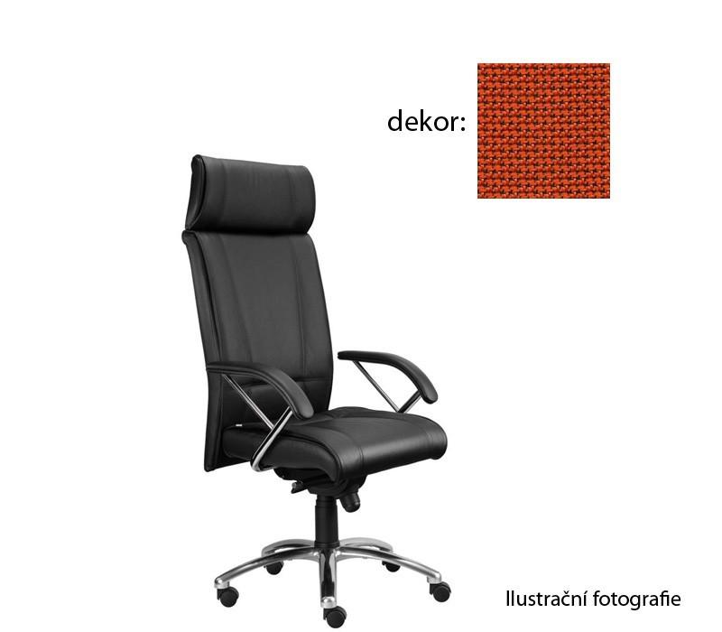 Kancelárske kreslo Demos Boss - Kancelárska stolička s opierkami (rotex 2)
