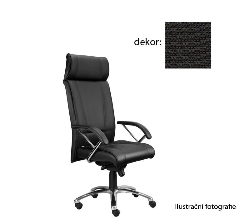 Kancelárske kreslo Demos Boss - Kancelárska stolička s opierkami (rotex 8)