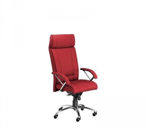 Kancelárske kreslo Demos Boss - Kancelárska stolička s opierkami (suedine 2)