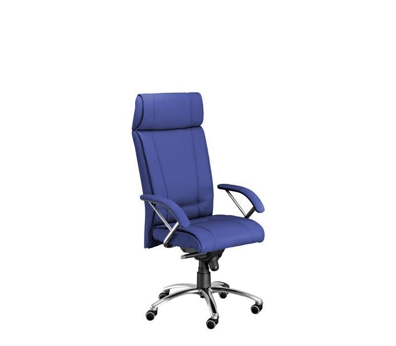 Kancelárske kreslo Demos Boss - Kancelárska stolička s opierkami (suedine 7)