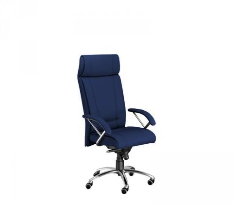 Kancelárske kreslo Demos Boss - Kancelárska stolička s opierkami (suedine 9)
