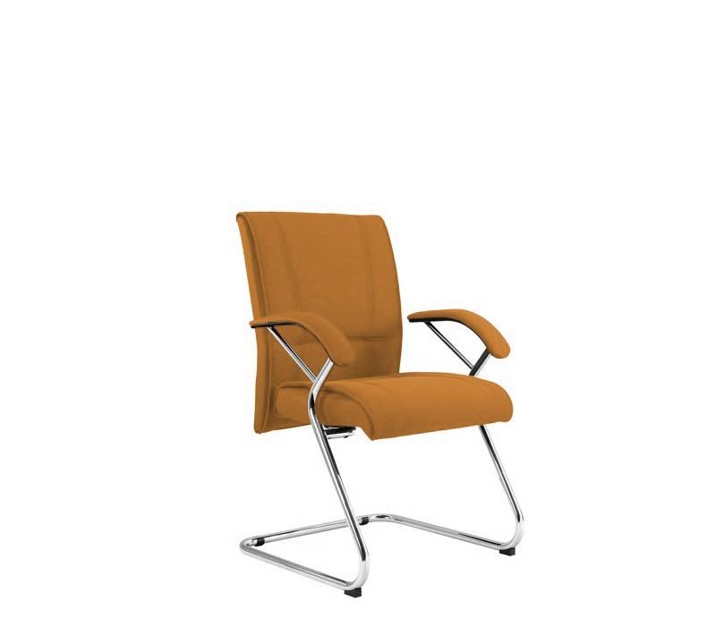 Kancelárske kreslo Demos Medios - Kancelárska stolička s opierkami (alcatraz 847)