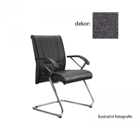 Kancelárske kreslo Demos Medios - Kancelárska stolička s opierkami (favorit 13)