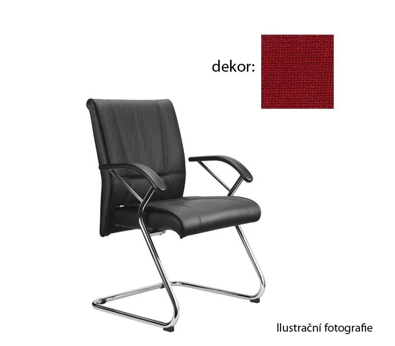 Kancelárske kreslo Demos Medios - Kancelárska stolička s opierkami (favorit 29)