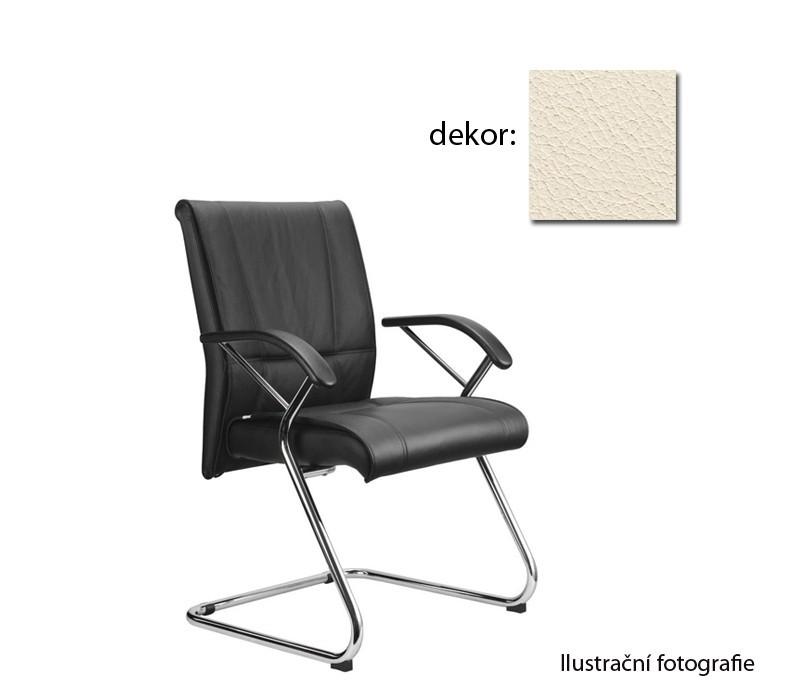 Kancelárske kreslo Demos Medios - Kancelárska stolička s opierkami (kože 300)