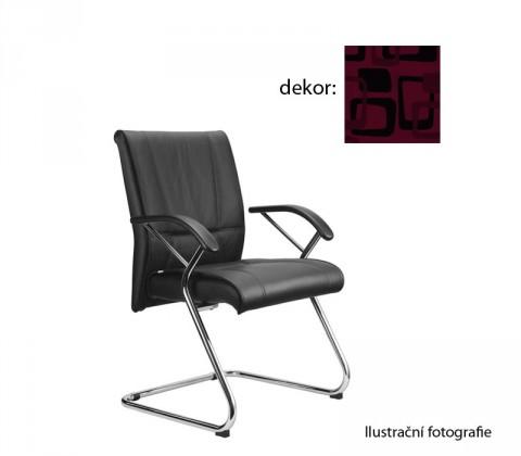 Kancelárske kreslo Demos Medios - Kancelárska stolička s opierkami (norba 51)