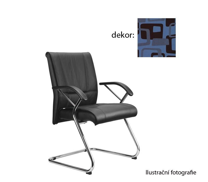 Kancelárske kreslo Demos Medios - Kancelárska stolička s opierkami (norba 97)