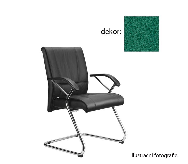 Kancelárske kreslo Demos Medios - Kancelárska stolička s opierkami (phoenix 114)