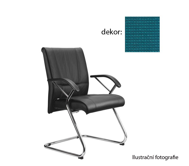 Kancelárske kreslo Demos Medios - Kancelárska stolička s opierkami (pola 362)
