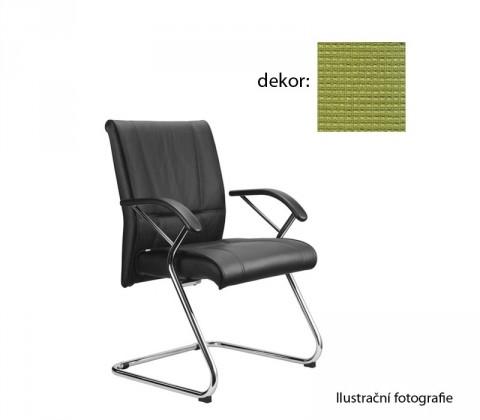 Kancelárske kreslo Demos Medios - Kancelárska stolička s opierkami (pola 492)
