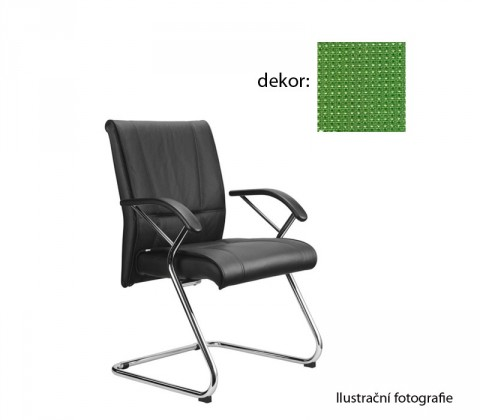 Kancelárske kreslo Demos Medios - Kancelárska stolička s opierkami (pola 493)