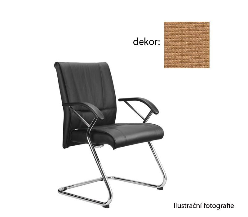 Kancelárske kreslo Demos Medios - Kancelárska stolička s opierkami (pola 556)