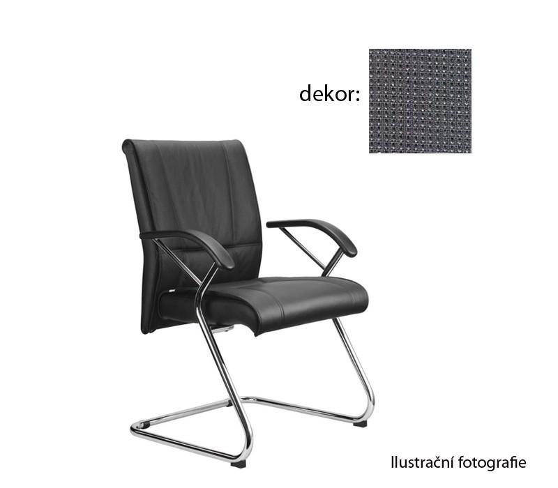 Kancelárske kreslo Demos Medios - Kancelárska stolička s opierkami (pola 617)