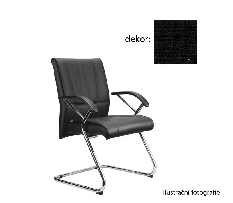 Kancelárske kreslo Demos Medios - Kancelárska stolička s opierkami (pola 651)