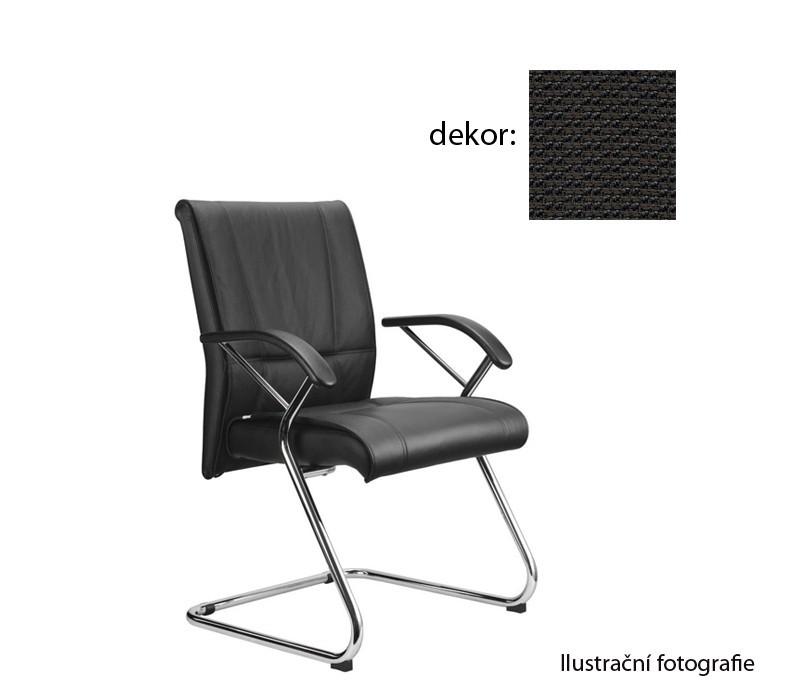 Kancelárske kreslo Demos Medios - Kancelárska stolička s opierkami (rotex 8)