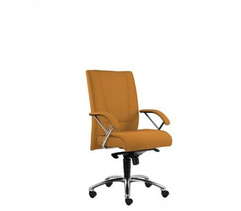 Kancelárske kreslo Demos Prof - Kancelárska stolička s opierkami (alcatraz 847)