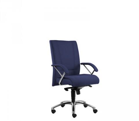 Kancelárske kreslo Demos Prof - Kancelárska stolička s opierkami (alcatraz 9)